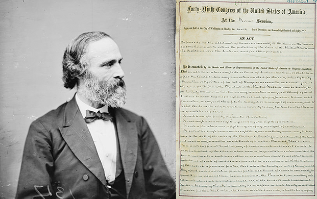 Henry Dawes and the Dawes Act of 1887