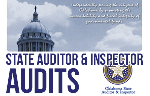State Auditor & Inspector audits