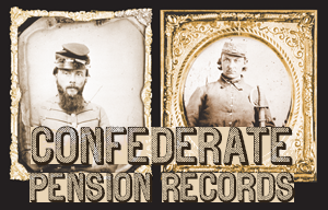 Confederate Pension Records