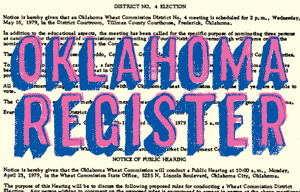 Oklahoma Register