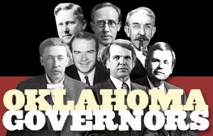 Oklahoma Governors