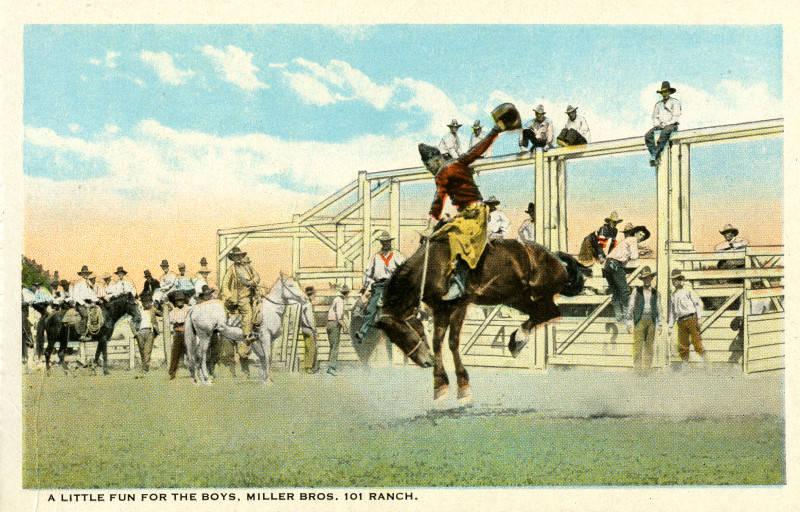 Miller Bros. 101 Ranch near Ponca City, Oklahoma