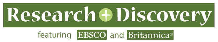 research+discovery logo