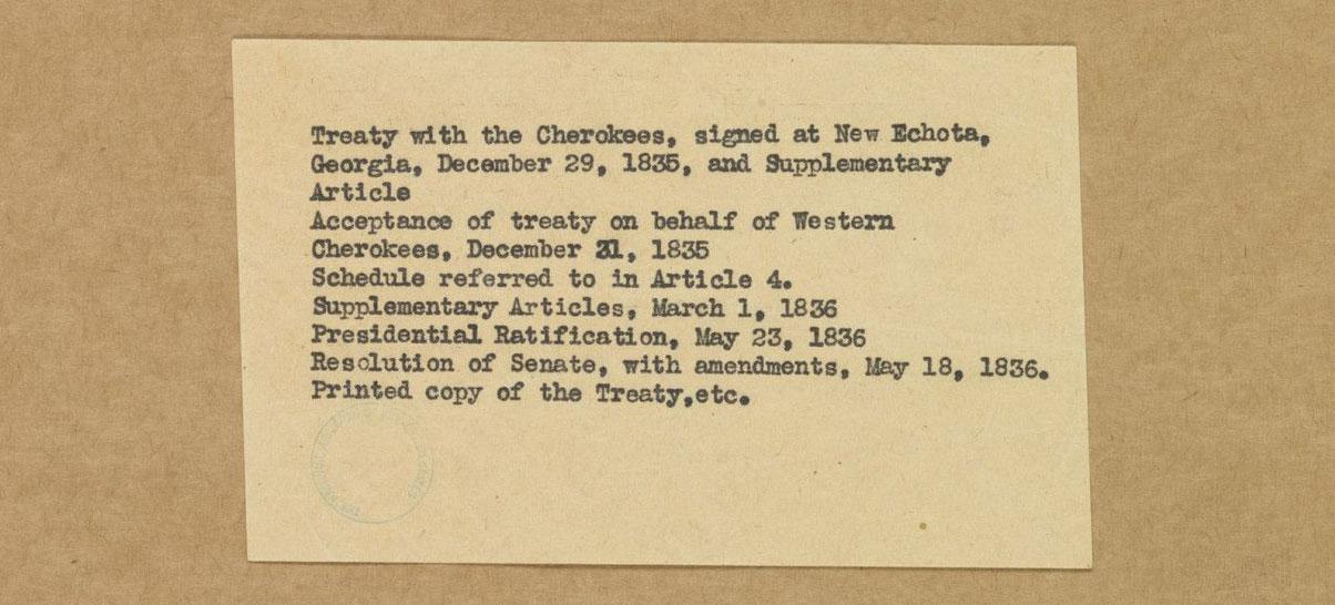 Treaty-of-New-Echota