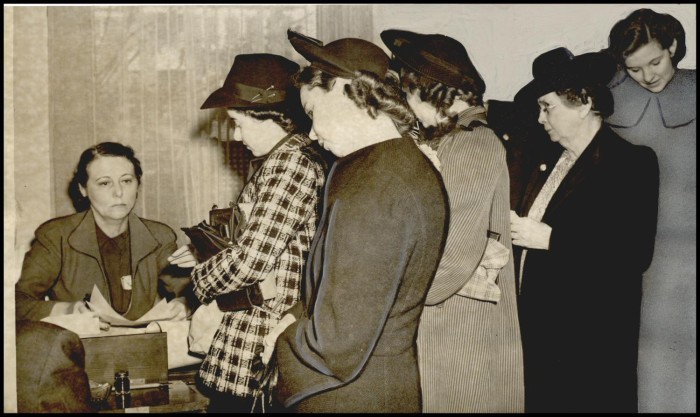 Suffrage 1919-1920