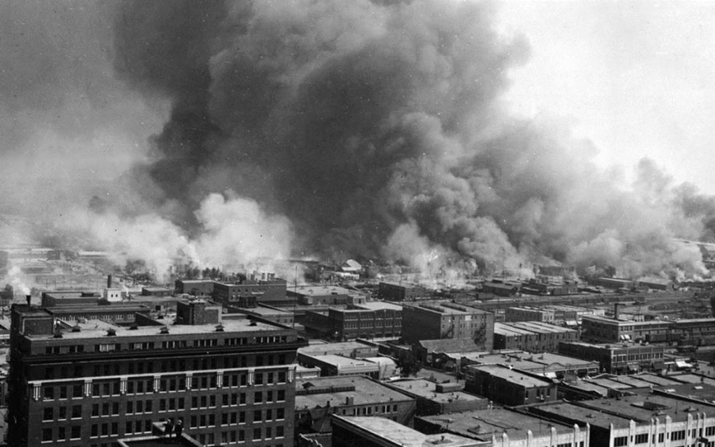 Tulsa-Race-Massacre 1921