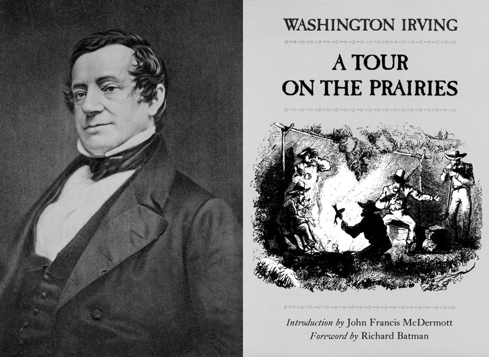 Washington Irving: A Tour of the Prairies