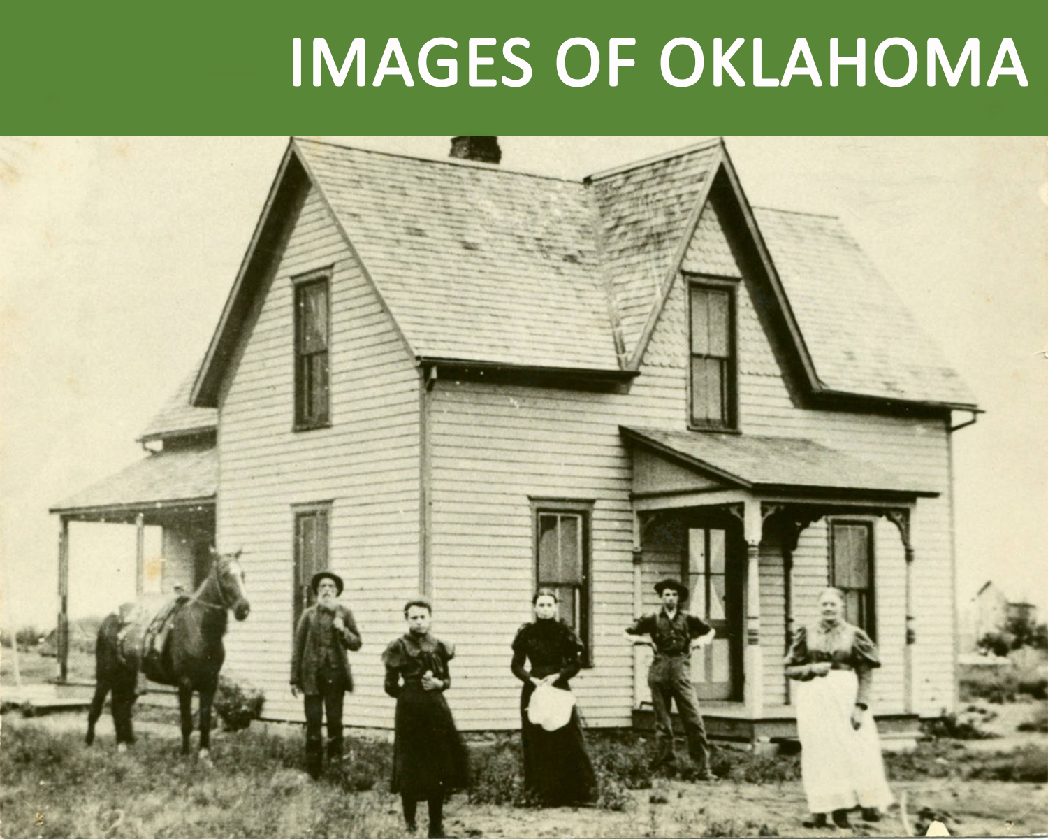Collection of Oklahoma Images