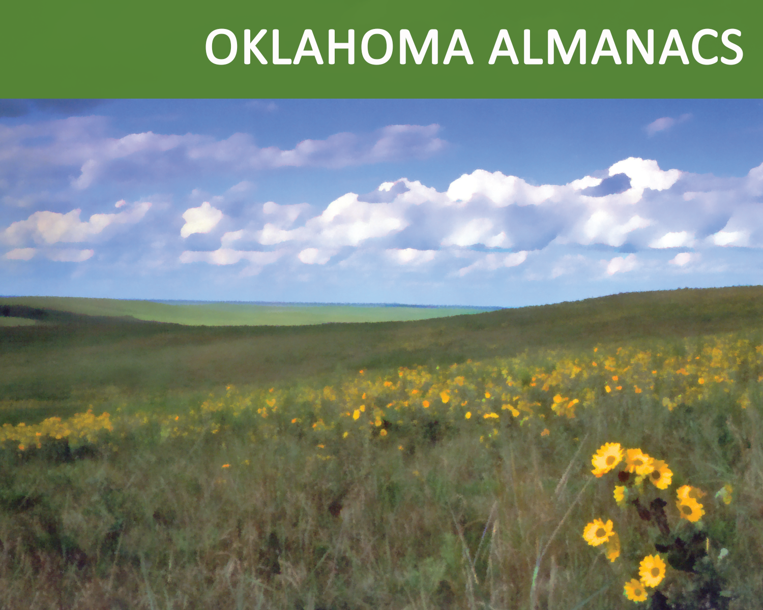 Oklahoma Almanacs Collection