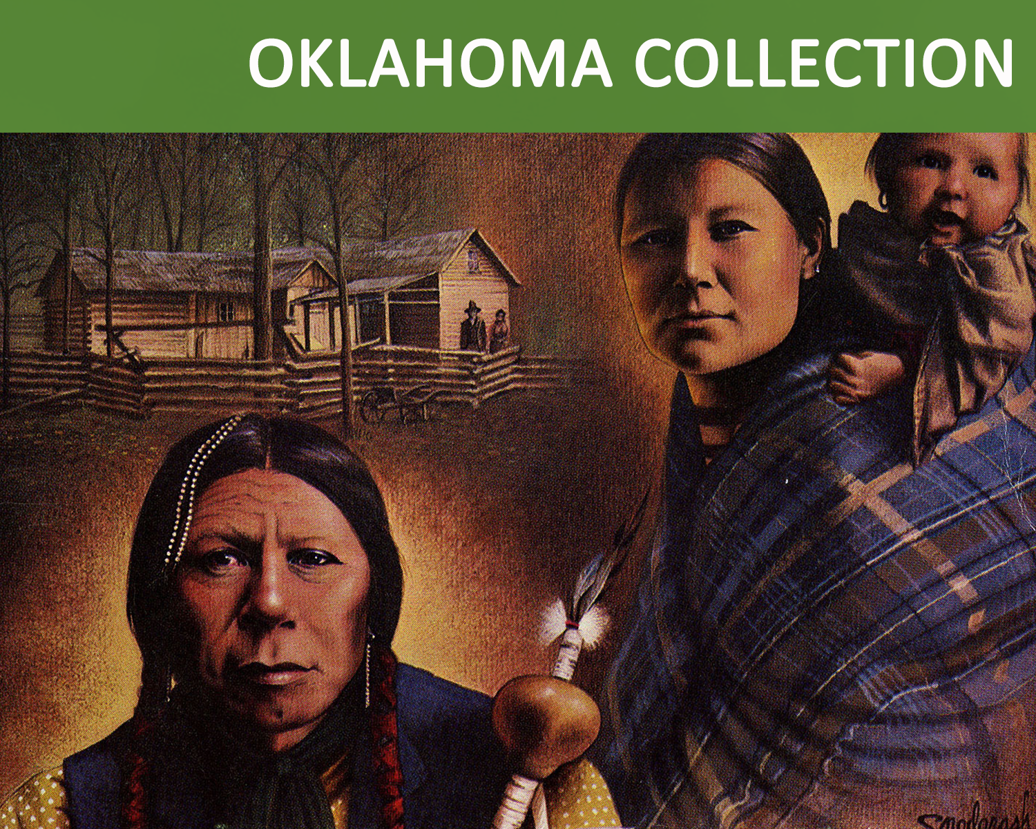 Oklahoma Cultural Collection