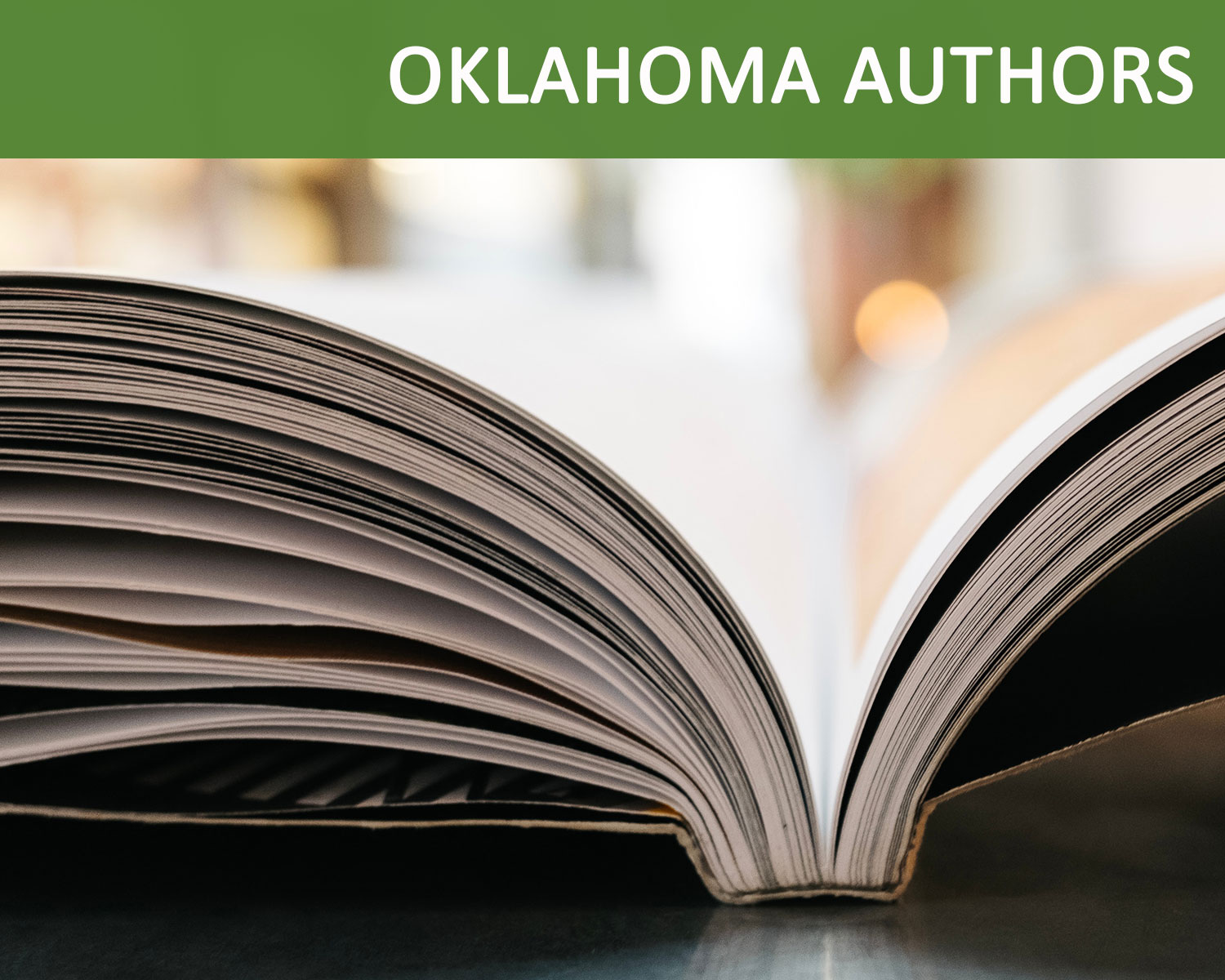 Collection of Oklahoma Authors and Bios