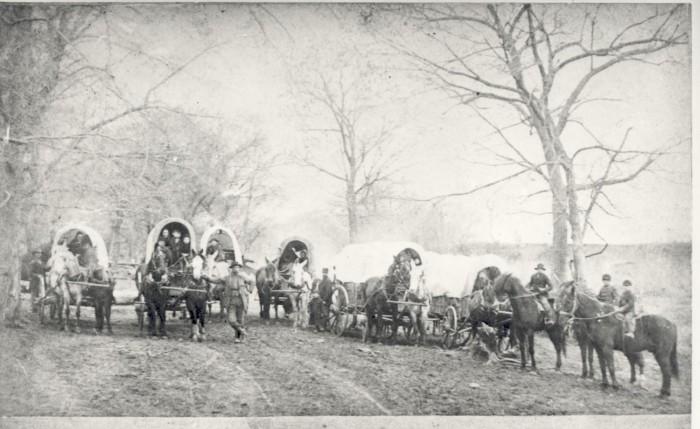 Land Run of 1889