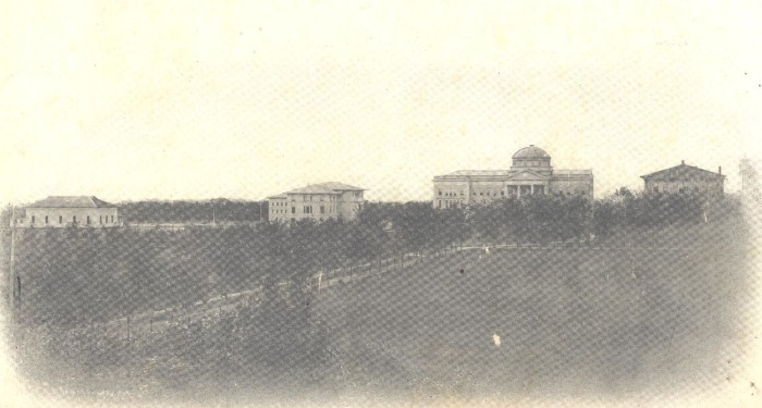 University of Oklahoma 1907