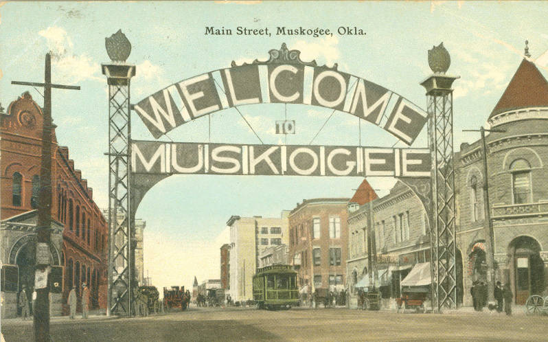 Main Street Muskogee